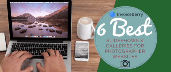 Check out these 6 amazing galleries and slideshows for photographer websites