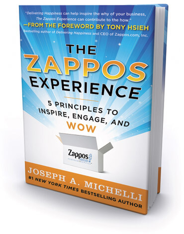 The Zappos Experience covers one of the great businesses in our time