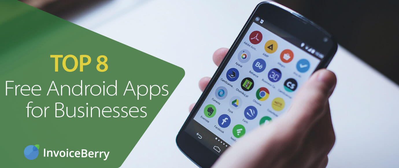 These are the top 8 Android apps you need for your business