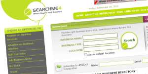 Searchme4 Supplier Directory