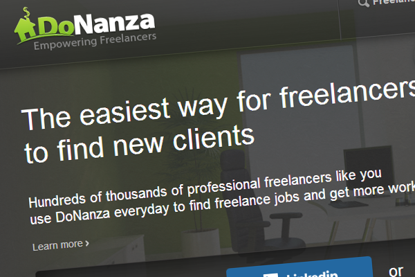 donanza_marketplace_to_find_oursource_workers_and_freelancers