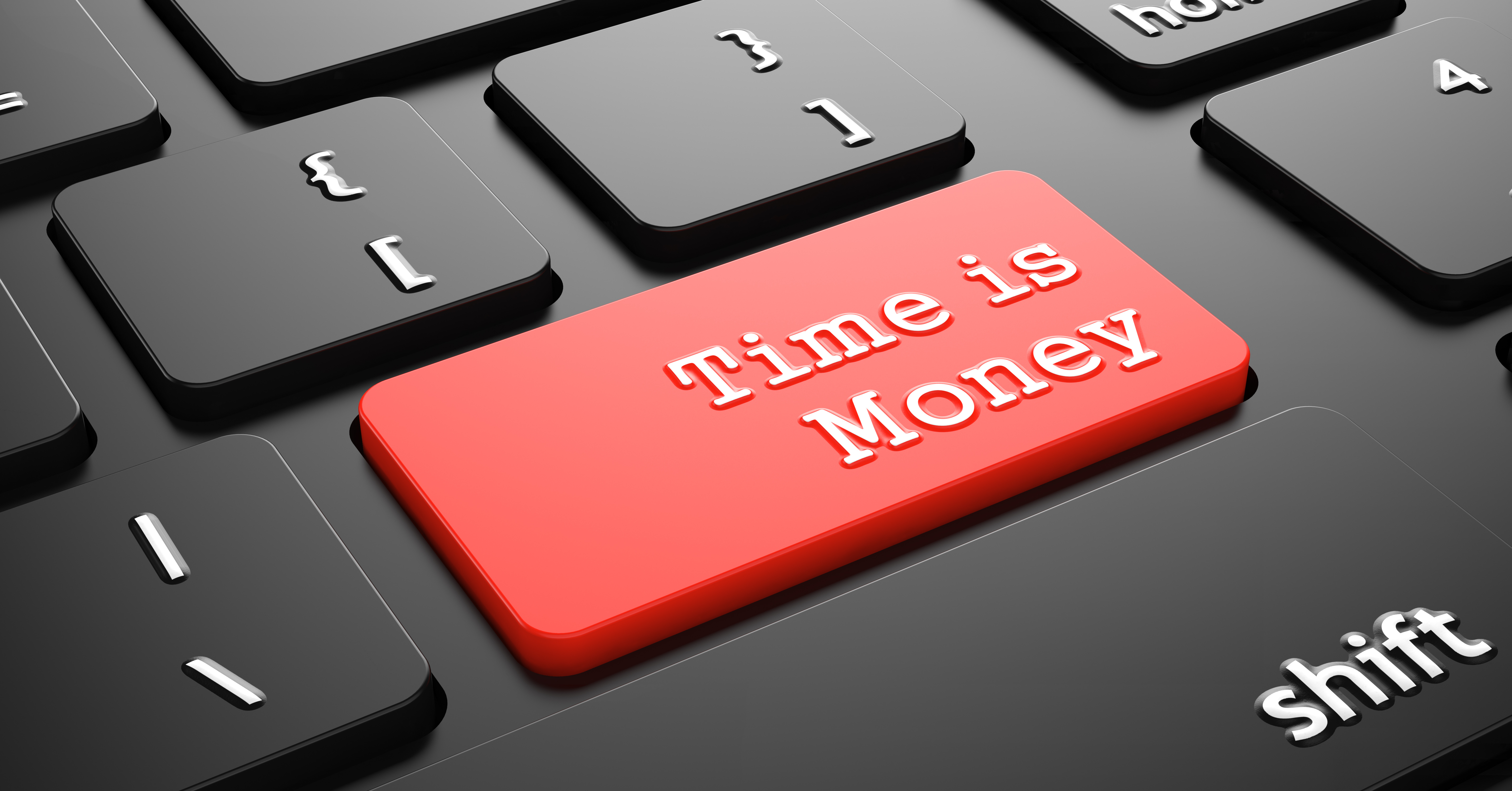 Save time and money when using online invoicing software.