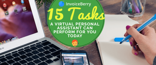 These 15 tasks are great for your personal virtual assistant