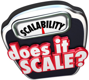 Does your business model scale?