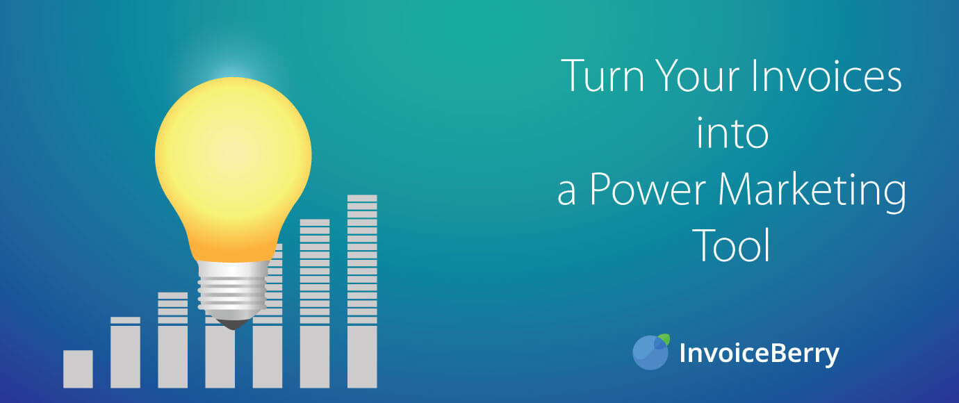 Use these great tips to turn your invoices into a power marketing tool