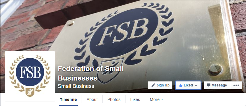 Federation of Small Businesses UK