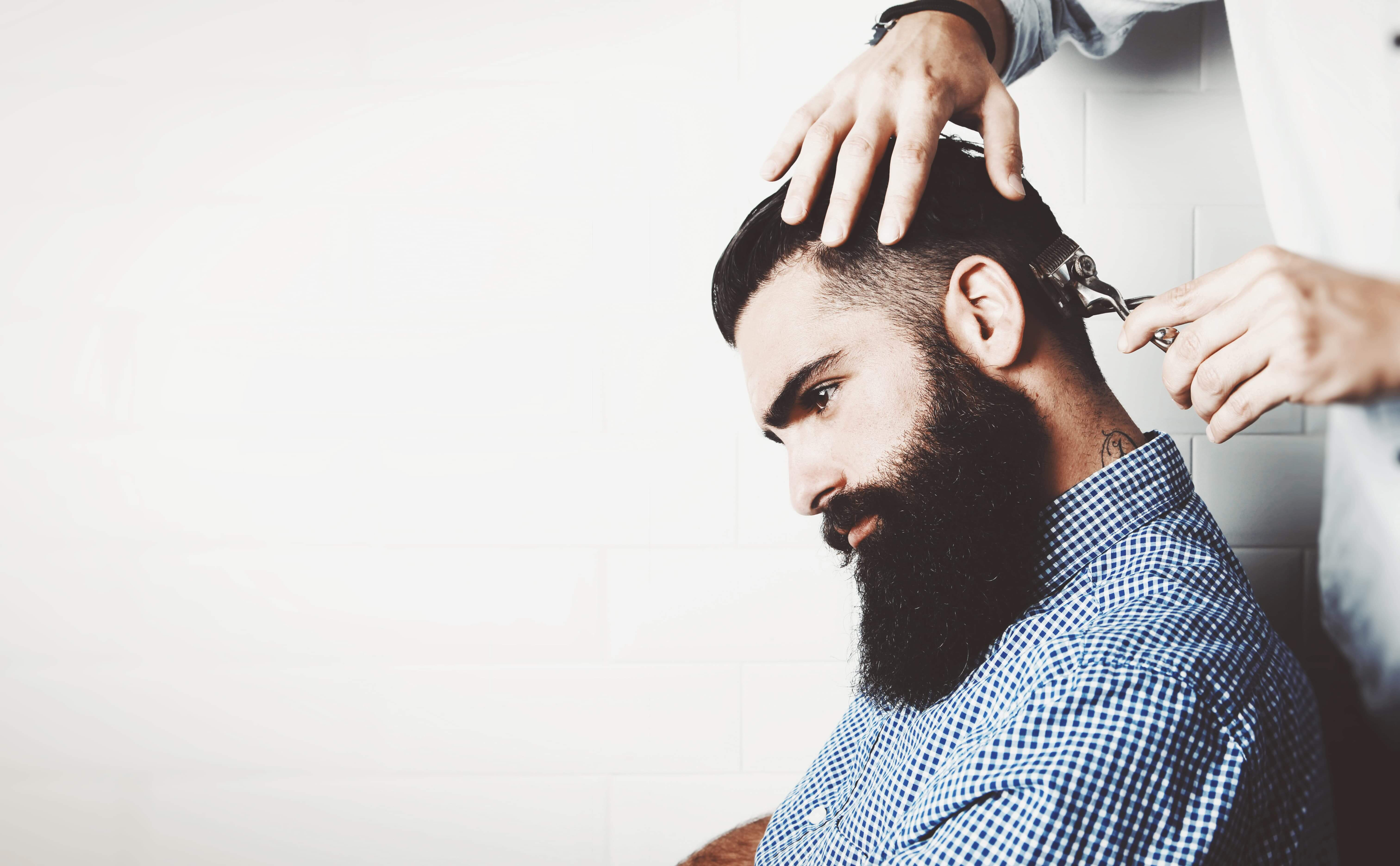 Start mobile barber small business or freelancing