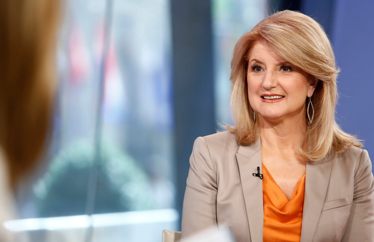 Ariana Huffington entrepreneurs, writer, ex owner of huffington post