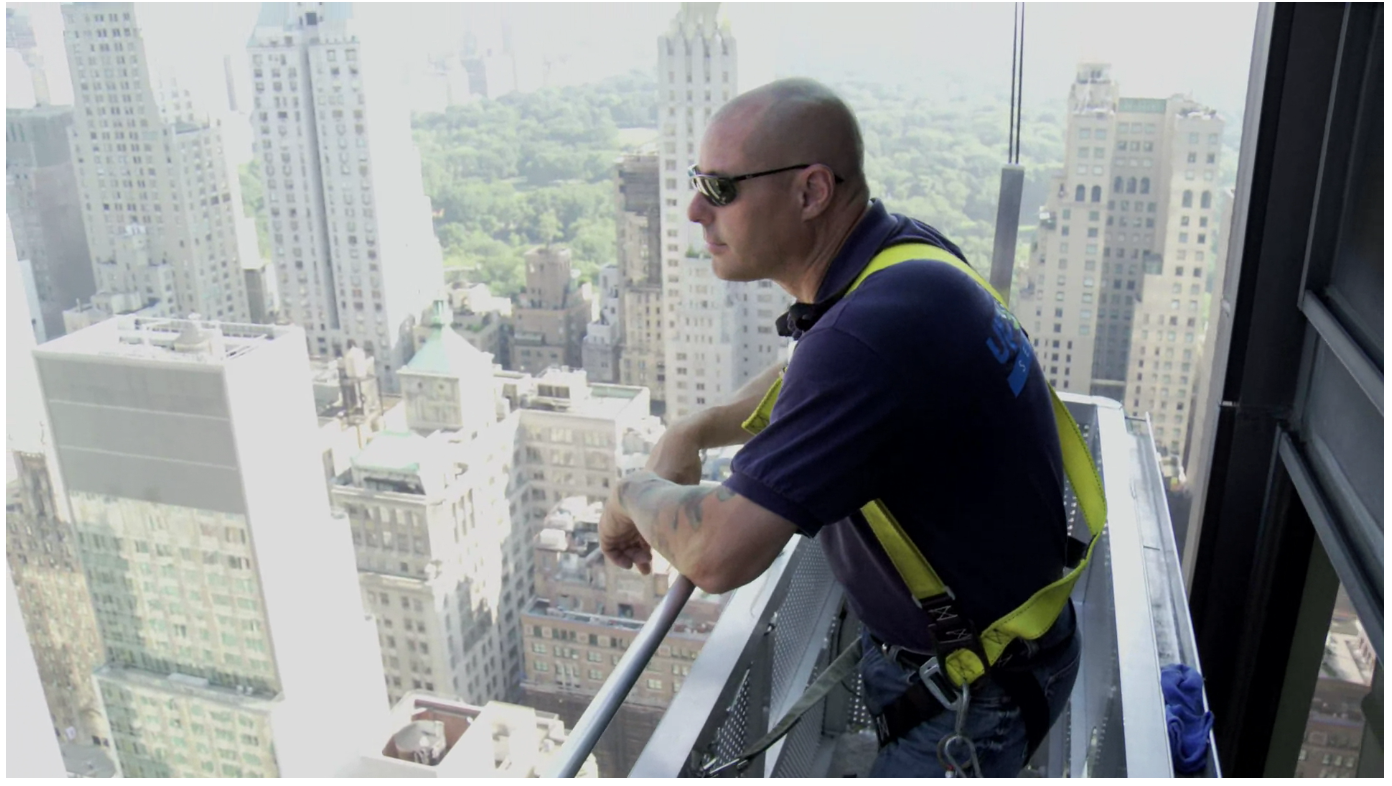 High-Rise-Window freelance Washers in Manhattan