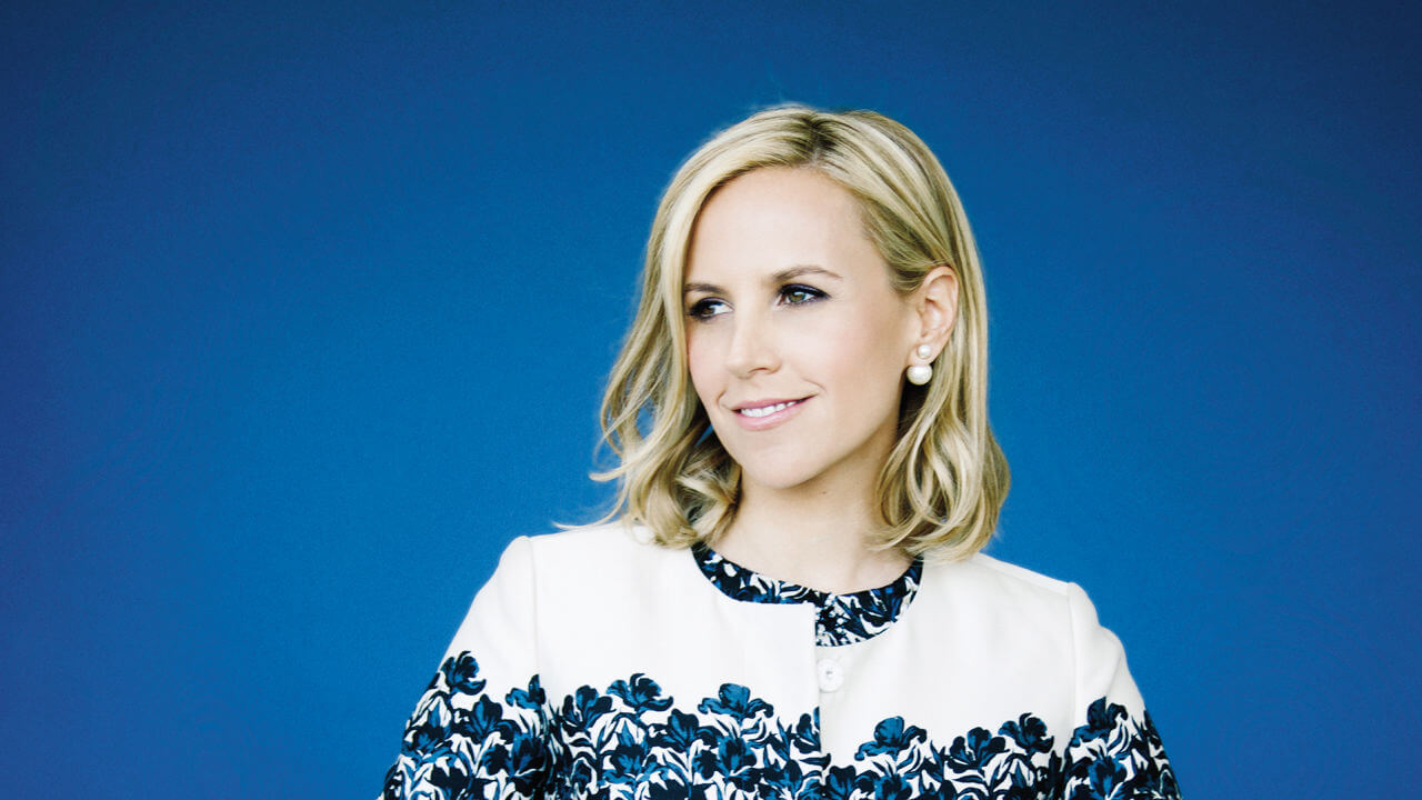 Tory Burch - the Billionaire Queen, the owner of Tory Burch fashion brand