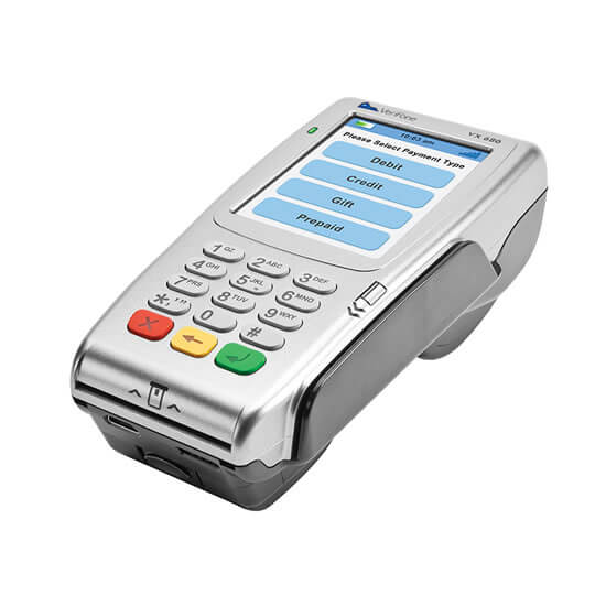 get a credit card machine for small business