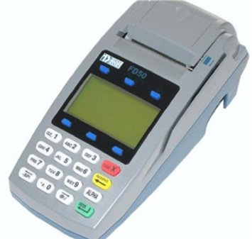Credit card machine to accept credit card payments in store and not only