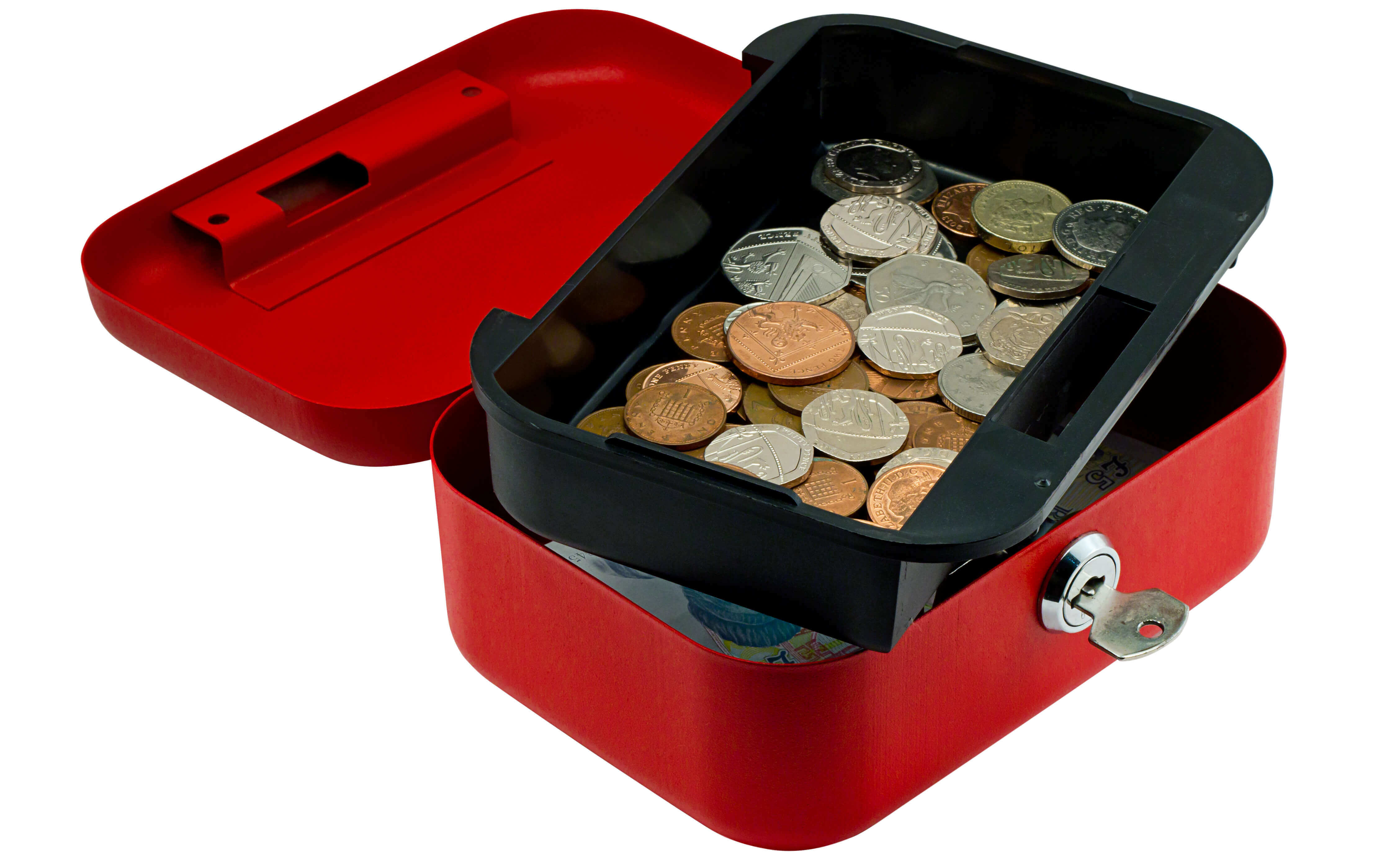 Lock box for petty cash is one of the most important part of petty cash accounting