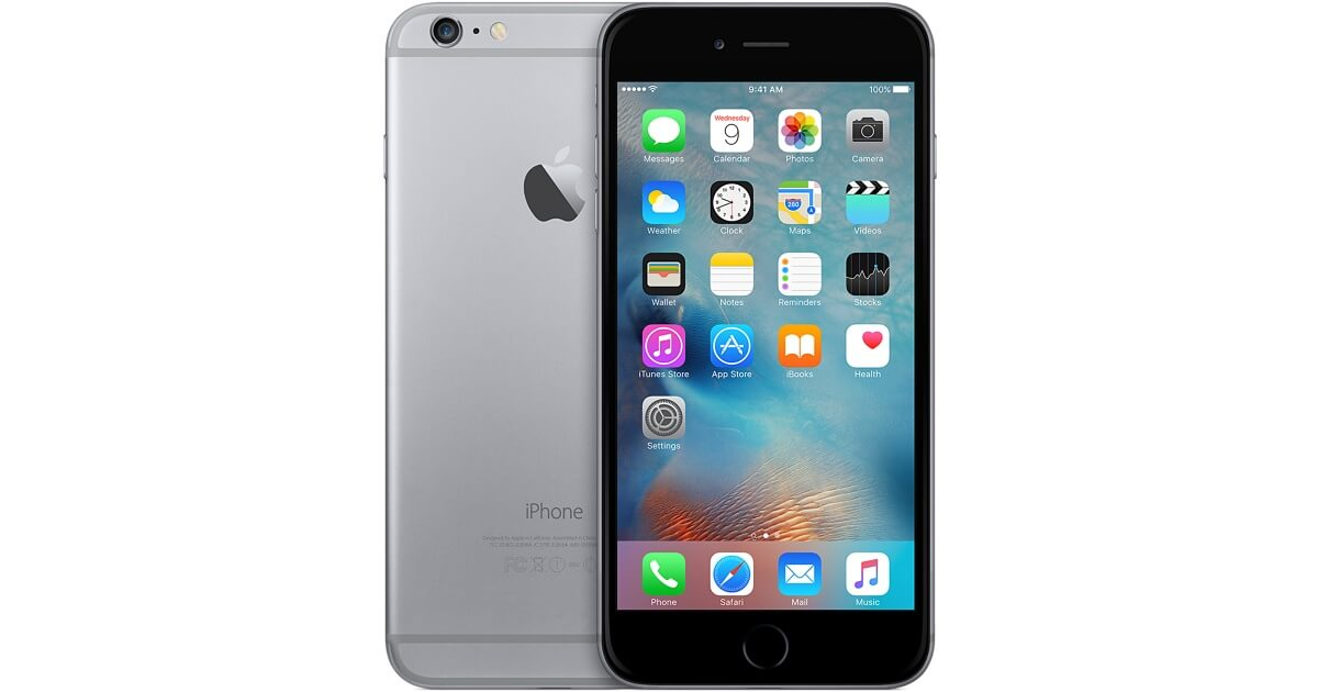 Iphone 6 plus is extremely popular in the USA