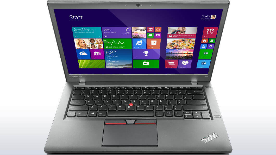 Lenovo Thinkpad laptop for business people