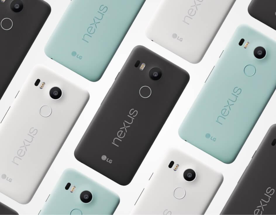 Nexus 5X is a google phone