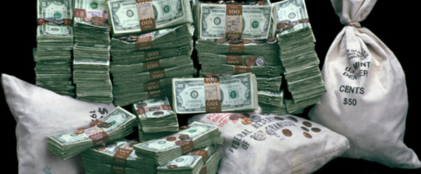 Is pile of cash equals petty cash?