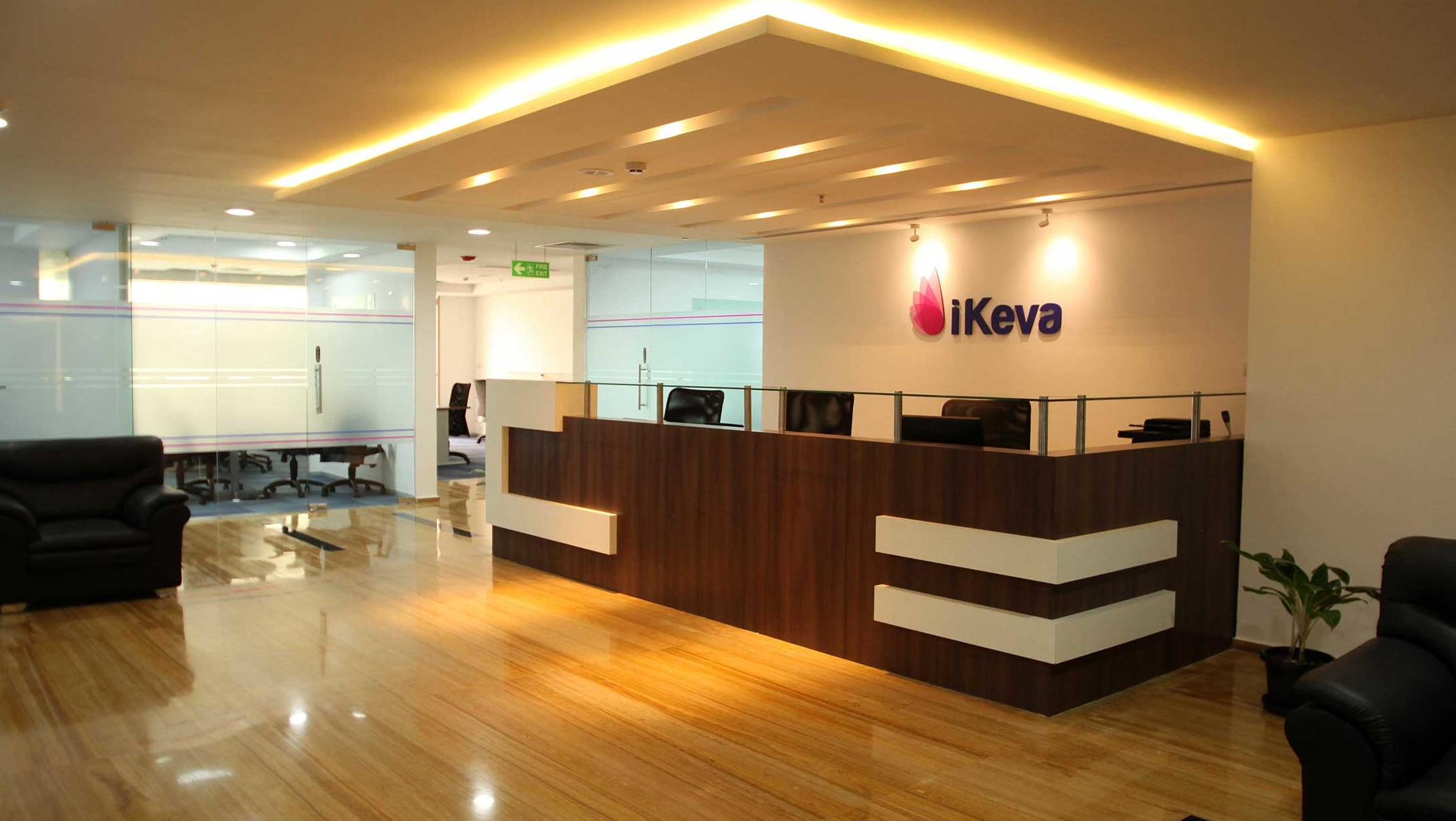 Ikeva's liberared coworking space offers a more flexible and collaborative environment for entrepreneurs