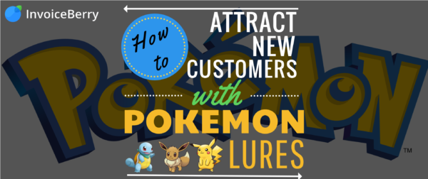 Attract new customers with Pokemon Lures