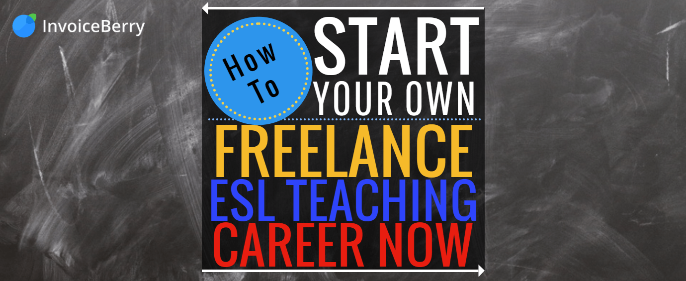 Check out our guide on how to become and succeed as a freelance ESL teacher
