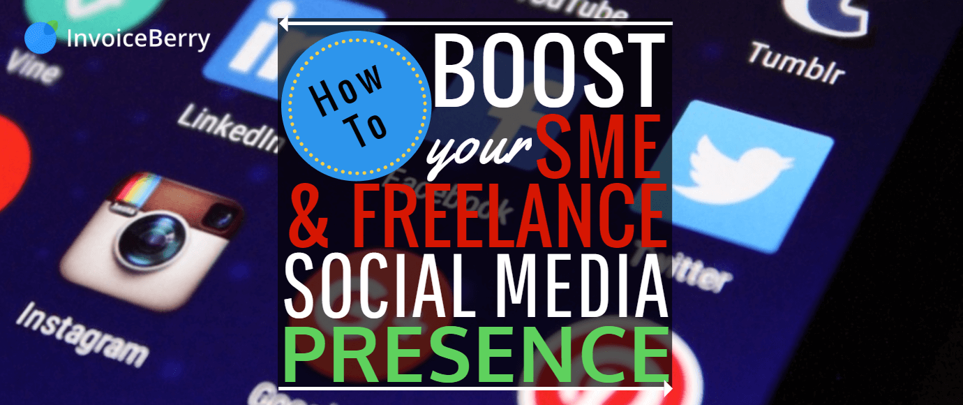 Check out our guide on how small businesses and freelancers can boost their social media presence