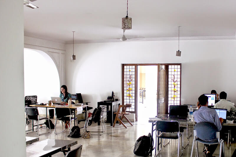 Jaaga is the original coworking space in Bangalore with many great benefits