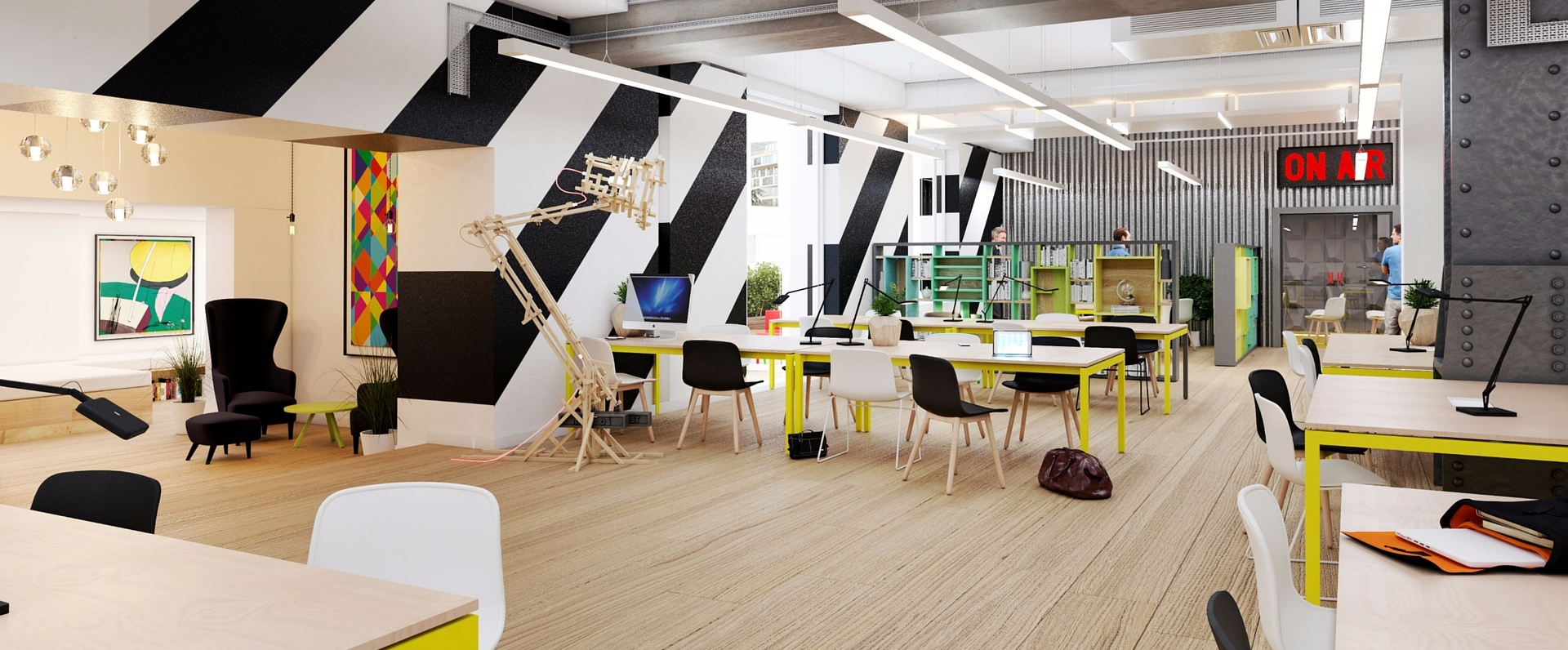 Top 77 london coworking spaces for your startup for Innovation agency london