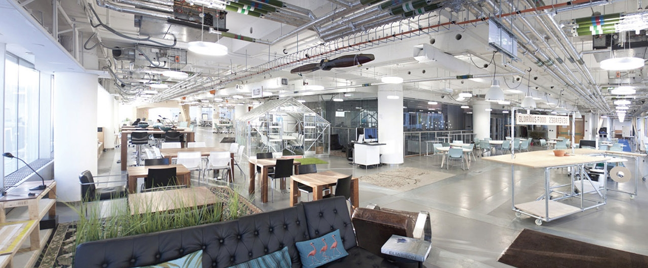 London Coworking: Impact Hub