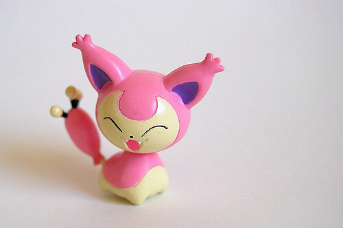 Pokemon merchandise for small business marketing