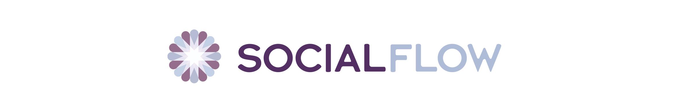 The SocialFlow logo