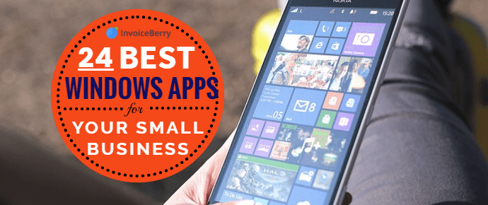 Check out our list of the 24 best Windows phone apps for small business owners