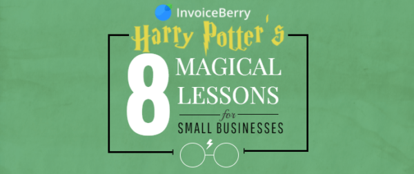 Check out Harry Potter's 8 magical lessons for your small business and freelance success