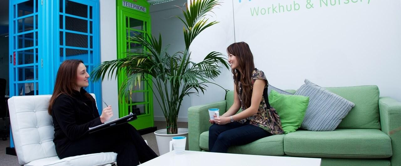 London Coworking: Third Door