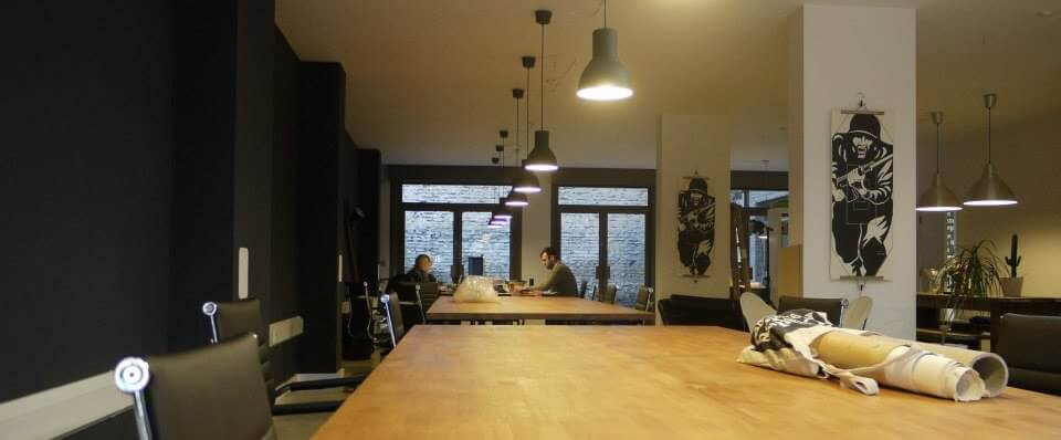 London Coworking: The Hatch