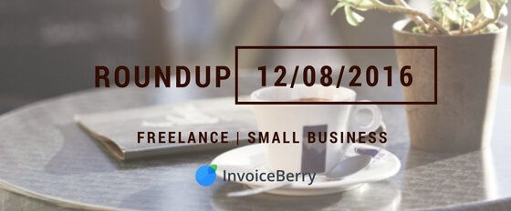 Check the latest small business and freelancing roundup