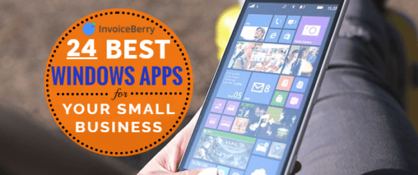 Check out our list of the best Windows phone apps for your small business