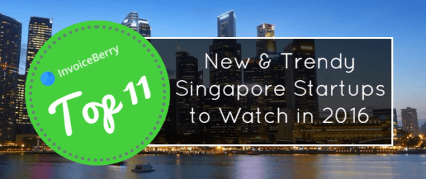 Check out our post on the 11 newest and most interesting Singapore startups in 2016