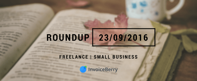 All the latest news for small businesses and freelancers are here in our weekly roundup!