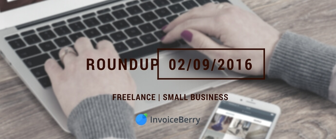Check small business and freelancing news of the week!
