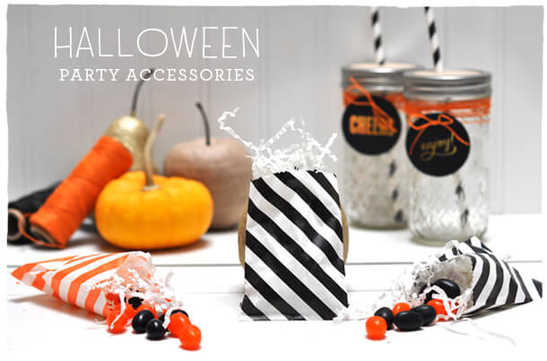 Put together a great Halloween package for your products to really sell on Halloween