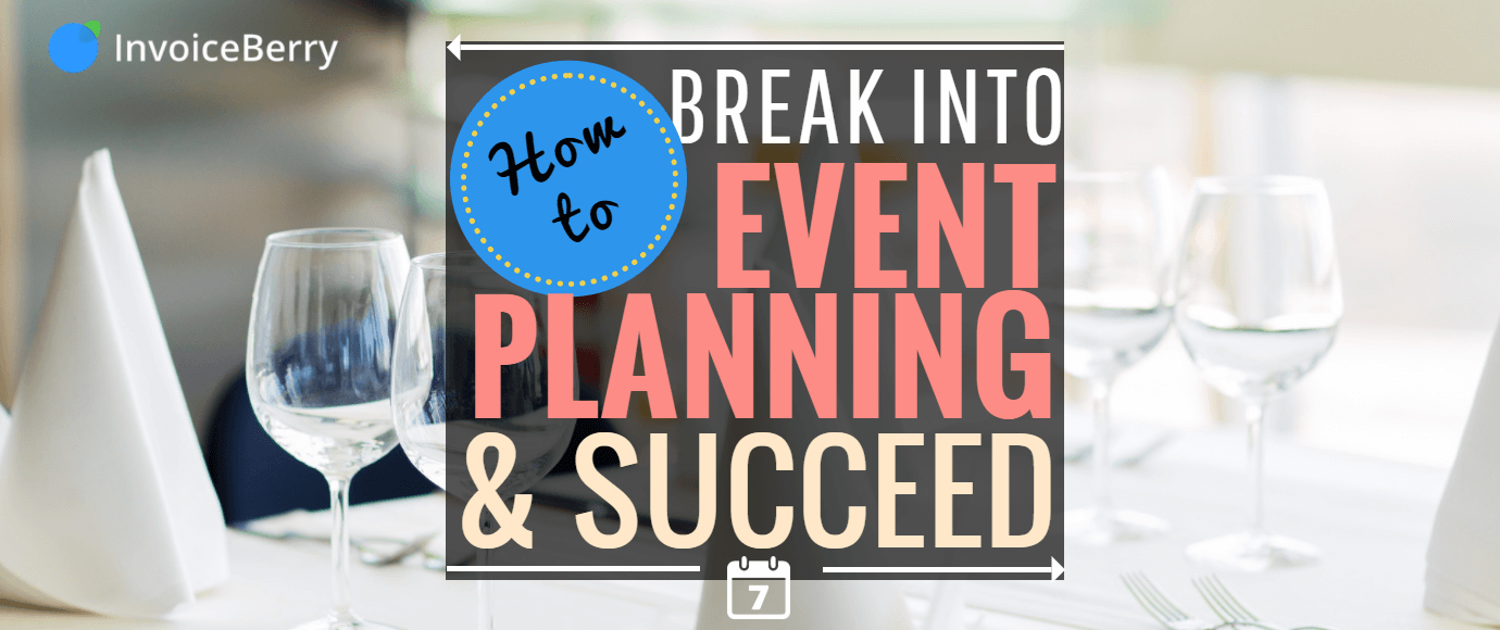 Find out how to break into the event planning industry and succeed with these surefire tips!