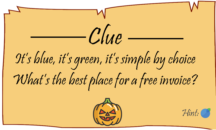 Why not use a treasure hunt or scavenger hunt--with prizes--to get your customers into the Halloween mood?