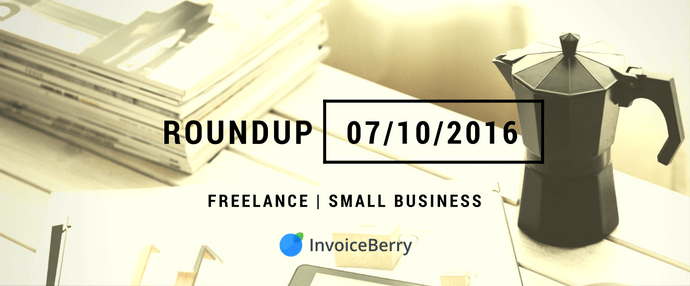 Check the latest news for the freelancers, small businesses and entrepreneurs
