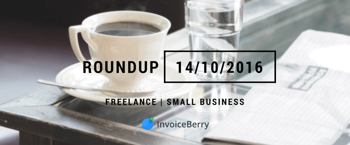 Check the latest small business and freelancing news of the week!