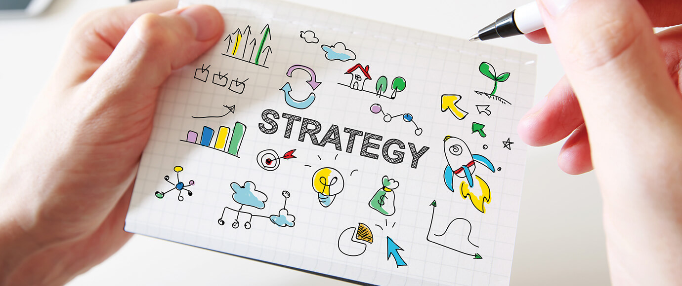 Marketing strategy of a business plan