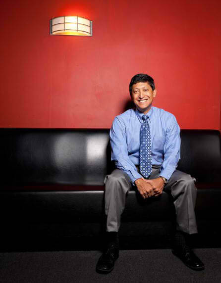 Daniel Nainan is a successful entrepreneur comedian