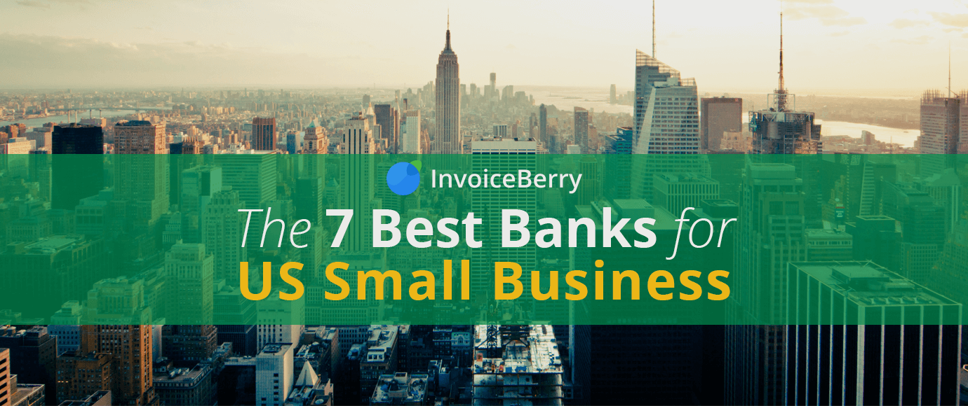 Check out our list of the 7 best business checking accounts for US small businesses