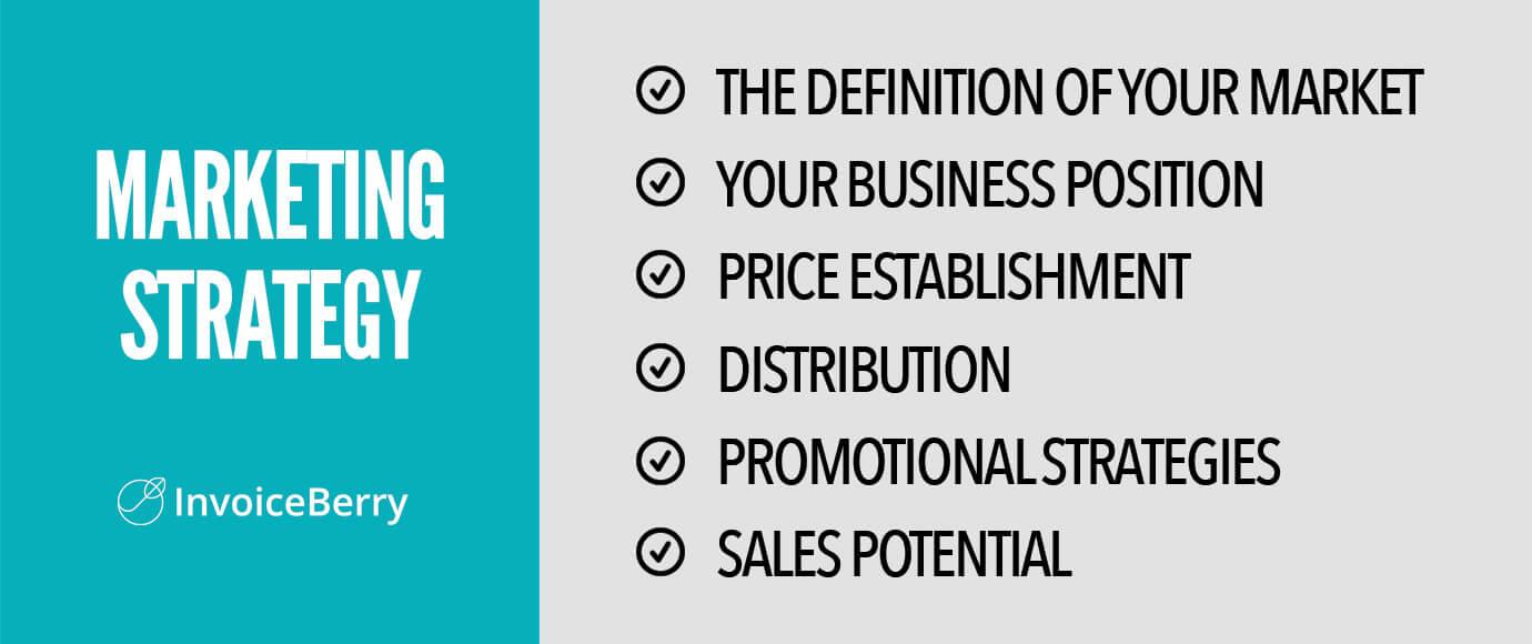 Marketing strategy: major elements