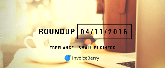 Check small business and freelancing news in our weekly roundup now!