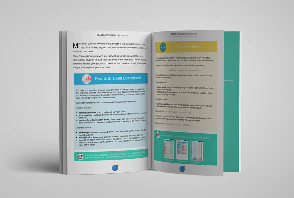 Get updated on your financial knowledge and ensure your success with our brand new ebook